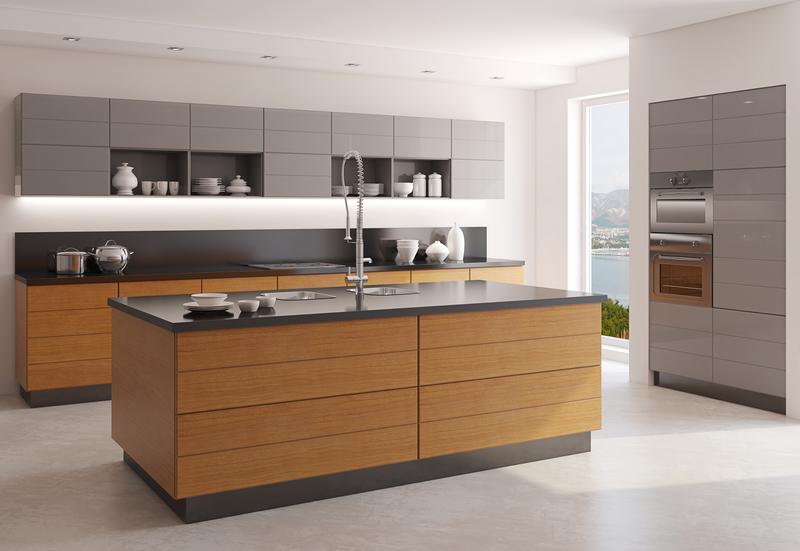 Modern Kuchyn Kuchyn Br